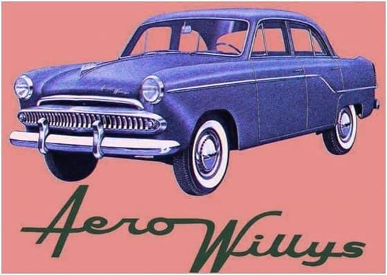 Foto Legenda 03 - Aero Willys 1960