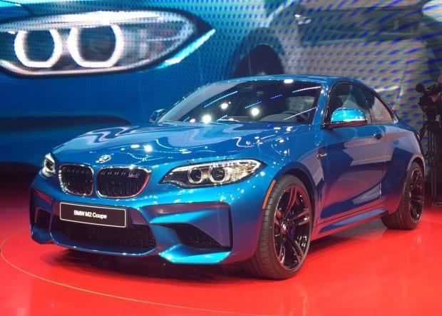 Foto Legenda 06 coluna 0416 - BMW M2  VENTOS DE DETROIT Foto Legenda 06 coluna 0416 BMW M2
