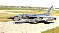 O melhor sobrevivente, no museu da Força Aérea Americana (USAF)