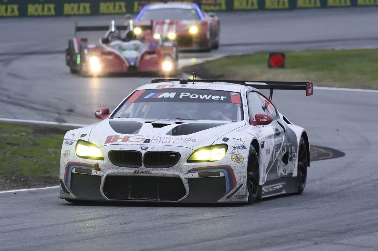 Augusto Farfus estreou o novo BMW M6 GTLM (foto BMW)