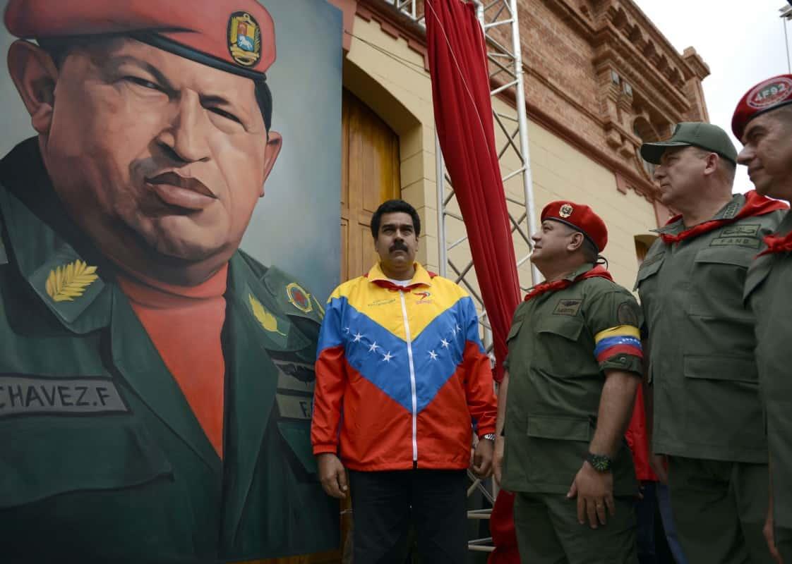 Nicolas_Maduro_ELFIMA20130308_0010_1  A COISA SE COMPLICA Nicolas Maduro ELFIMA20130308 0010 1