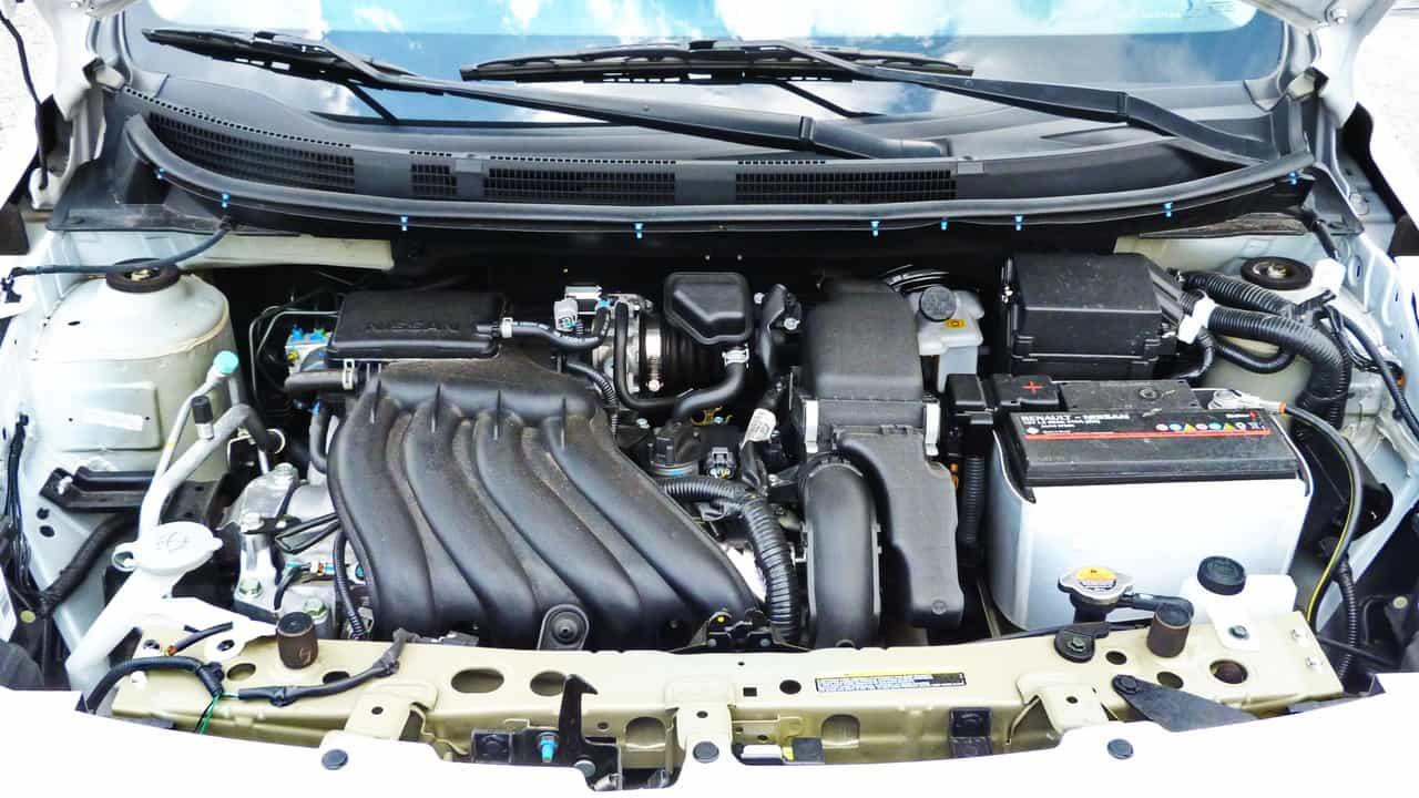 Nissan Versa 45