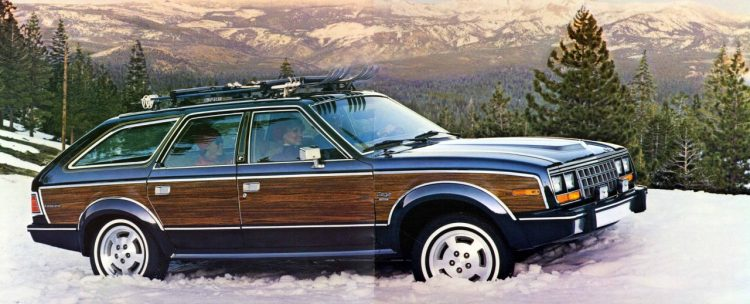estate  AMC EAGLE: O OUTRO FERGUSON FORMULA estate