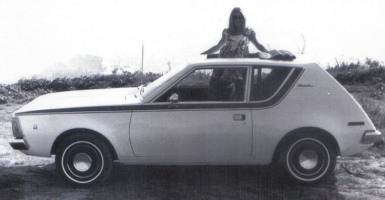 gremlin 71 sunroof