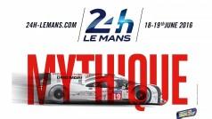 Mágica, única e mítica, a trilogia que promove Le Mans 2016 (Foto ACO)