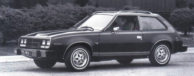 spirit sedan 81  AMC EAGLE: O OUTRO FERGUSON FORMULA spirit sedan 81