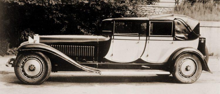 1931_Bugatti_Type-41_Royale_Berline_de_Voyage_body_by_Bugatti_01  O BUGATTI TIPO 41 ROYALE 1931 Bugatti Type 41 Royale Berline de Voyage body by Bugatti 01