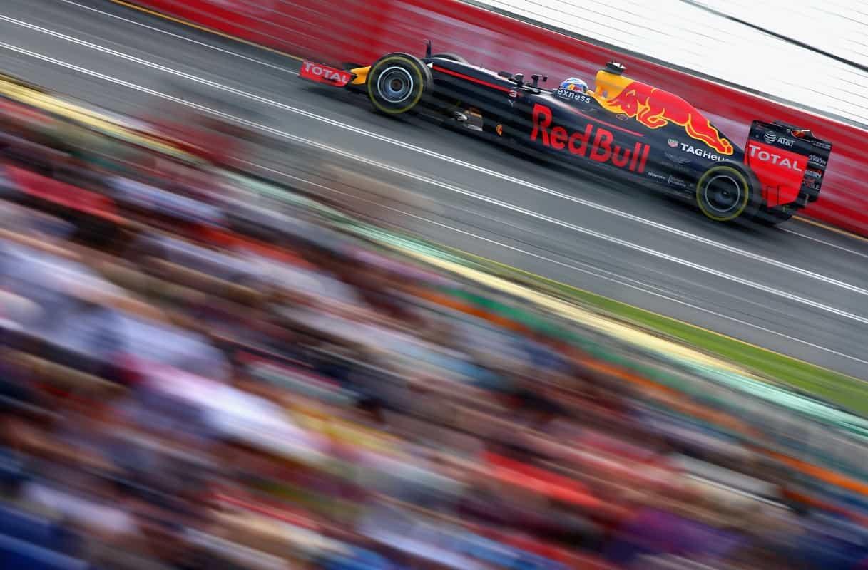 Veterano Ricciardo fez as honras da casa e fez renascer a Red Bull (Foto Getty Images/Red Bull)