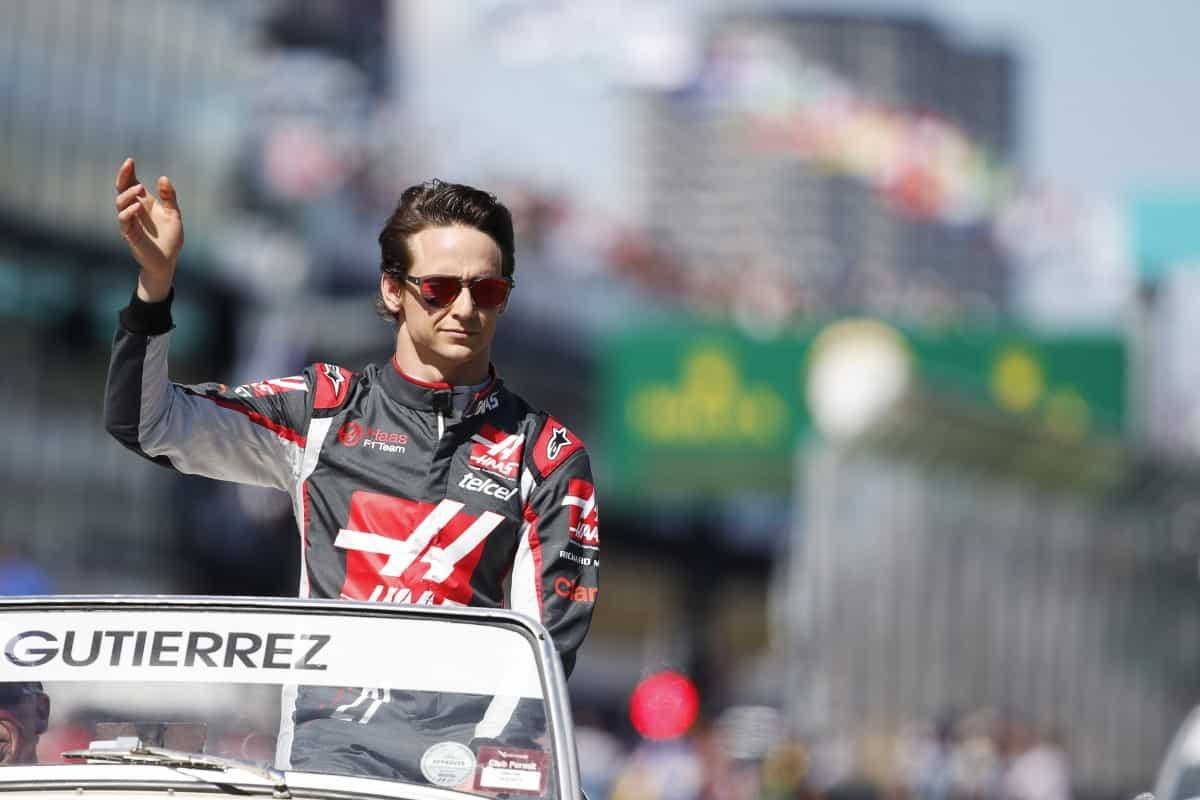 Estebán Gutierrez terá chassi novo para a corrida em Sakhir (Foto Haas)