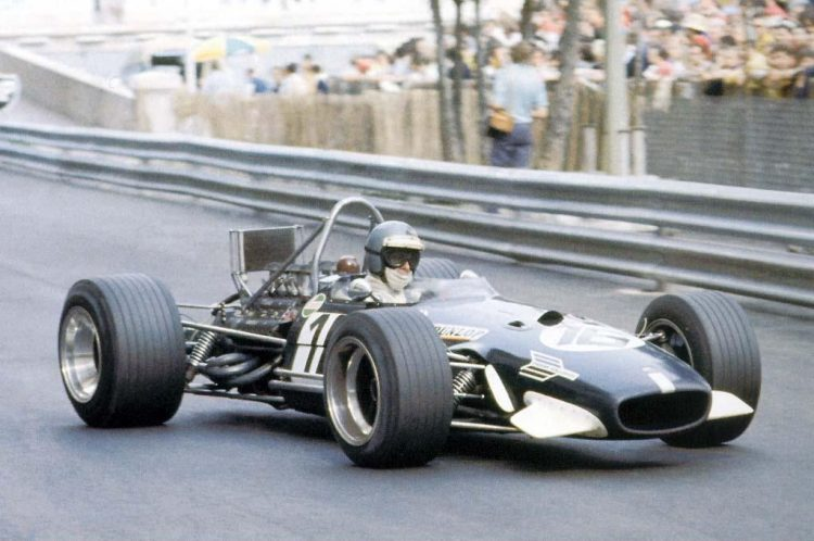 DE TOMASO E FRANK WILLIAMS 69 Williams Brabham BT26A Cosworth Courage Monaco bp blogspot com