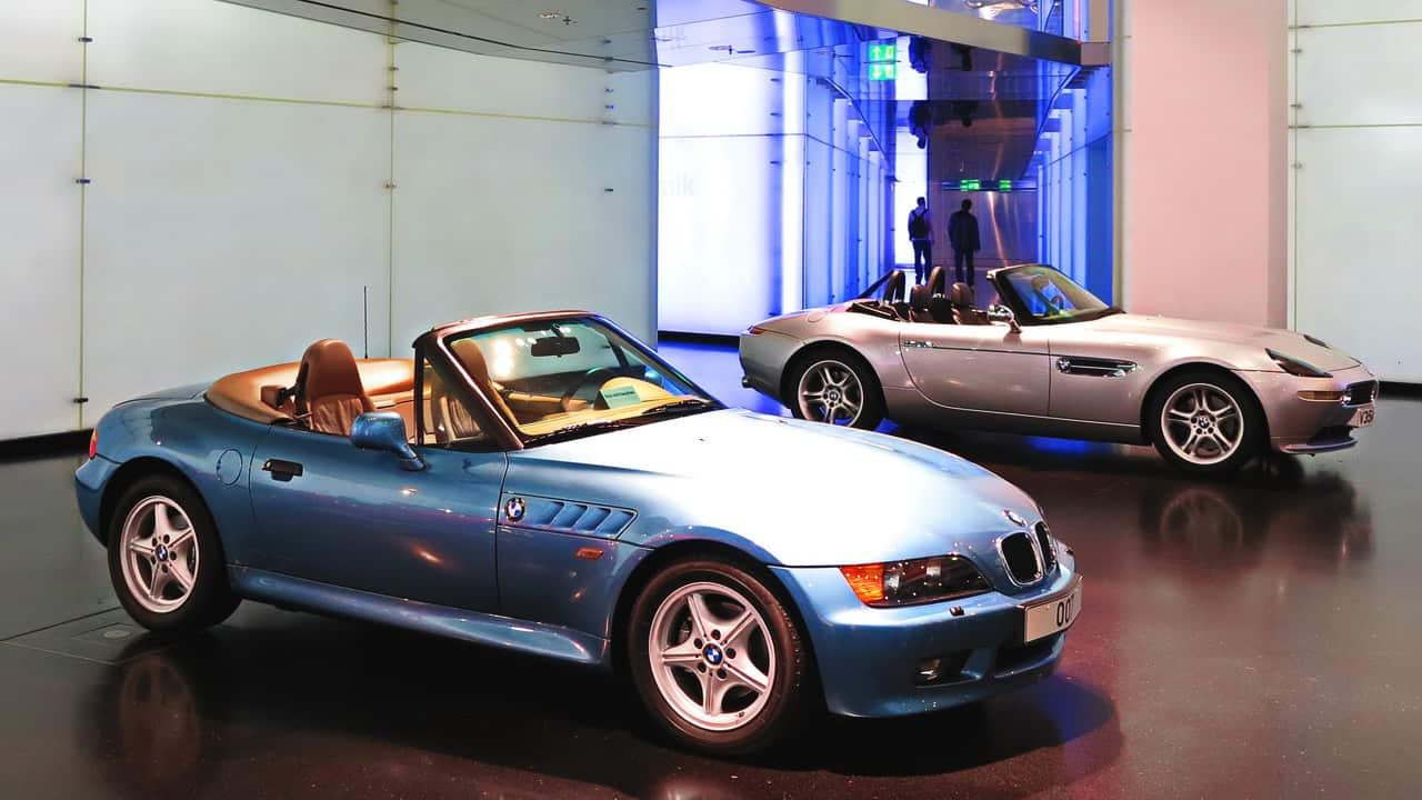 Z3 e Z8  BMW, 100 ANOS BMW Roadster 21