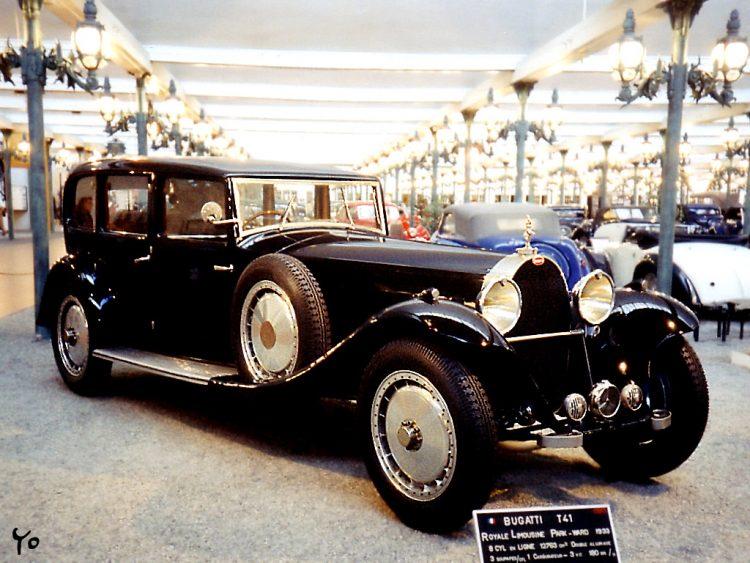 Bugatti-T41-Royale-Park-Ward  O BUGATTI TIPO 41 ROYALE Bugatti T41 Royale Park Ward