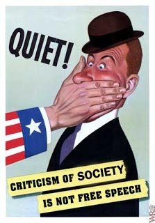 A SOCIEDADE DA VIGILÂNCIA Censorship 5