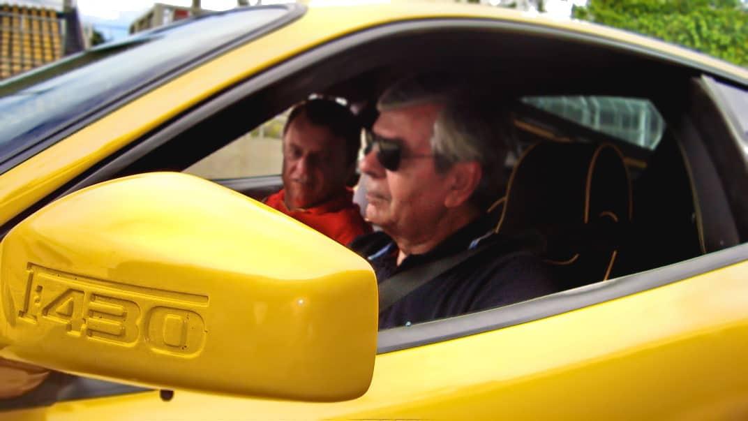 F430, Bob e Ronaldo