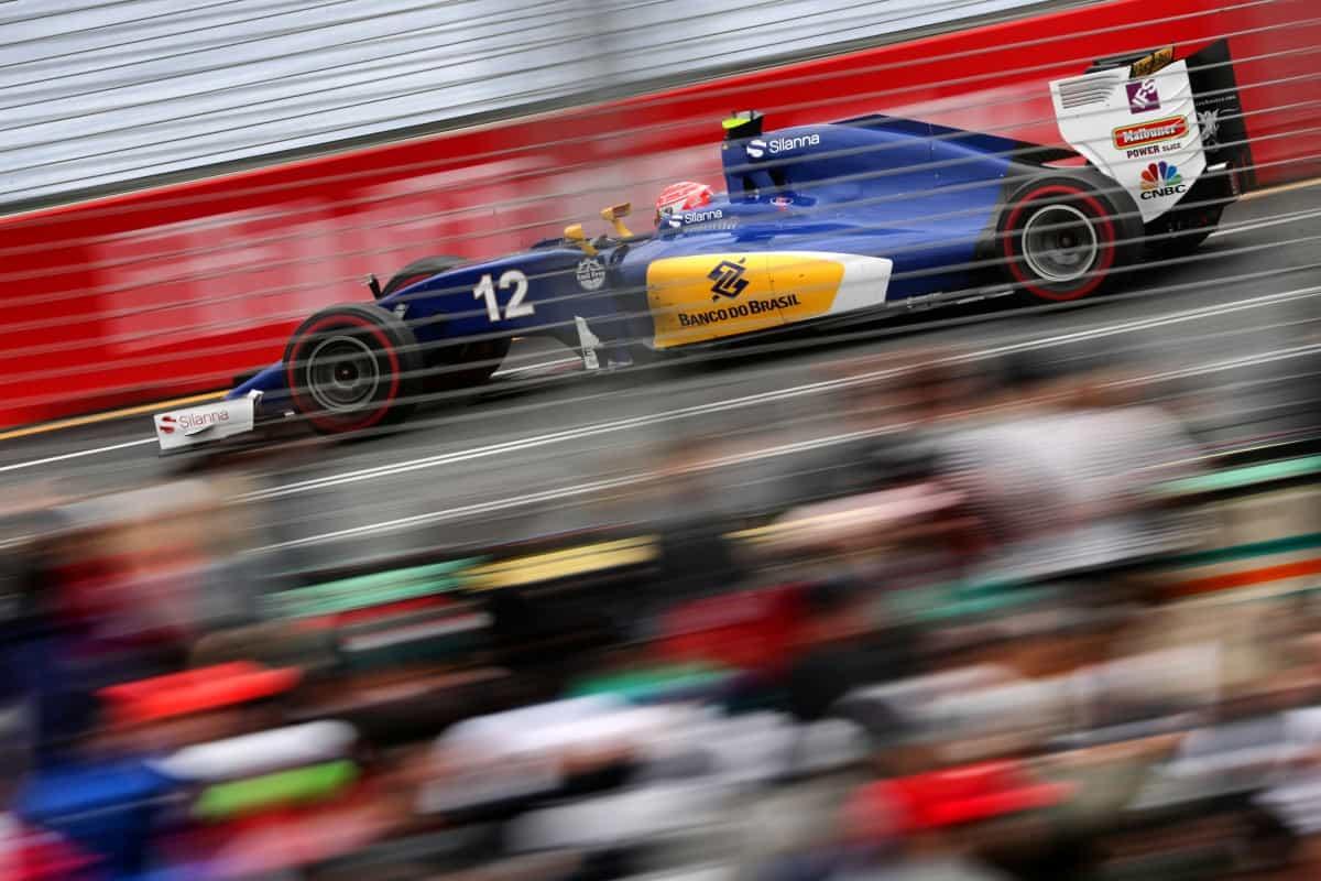 Orçamento baixo da Sauber limita as chances de Felipe Nasr (Foto Sauber Motorsport AG)