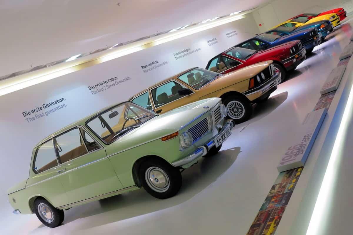 Evolução da espécie  BMW, 100 ANOS IMG 9008