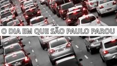 O dia em que Sao Paulo parou a