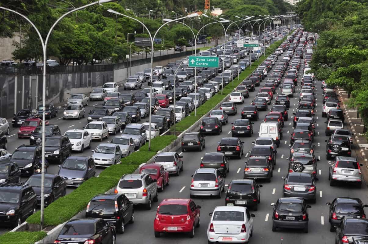 congestionamento  PESQUISANDO O FLUXO congestionamento