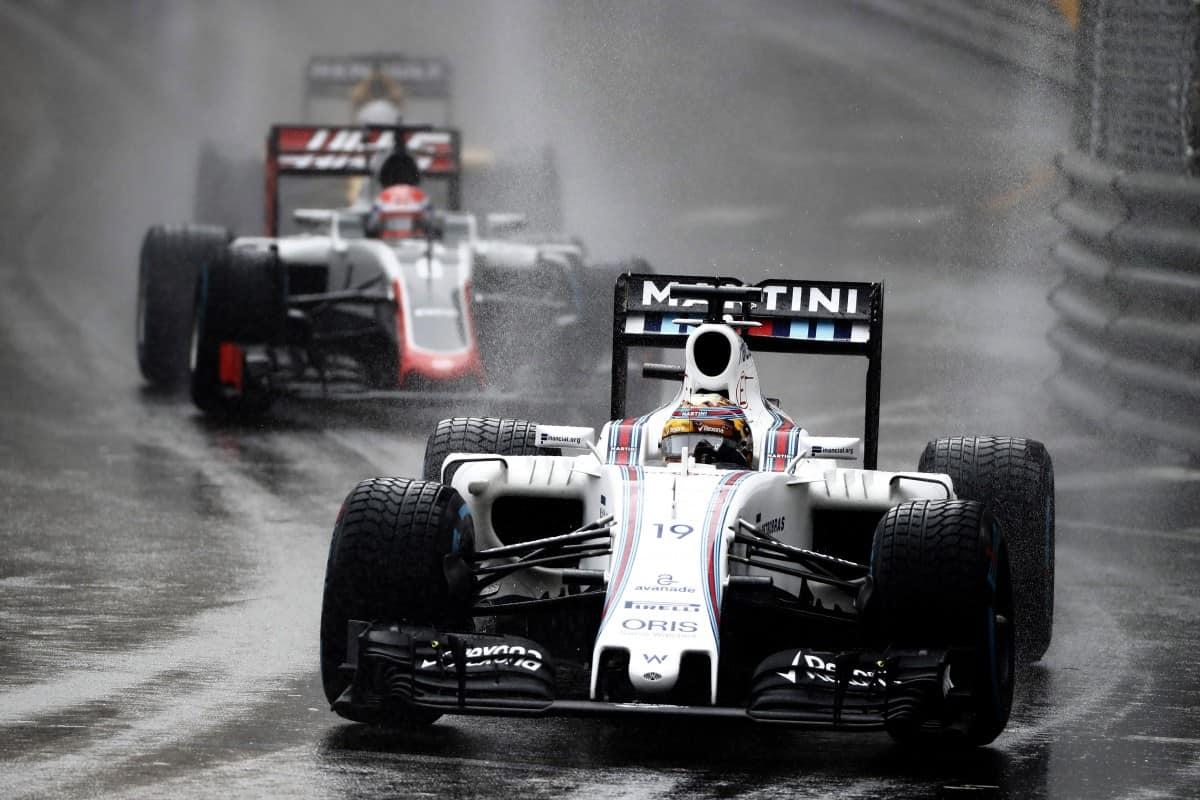 Massa começa a ganhar espaço no mercado de pilotos. Renault é uma possibilidade para 2017 (foto Williams/LAT)  OS CONTRASTES DO ATLÂNTICO NORTE 20160531 F1 Monaco Massa Lat