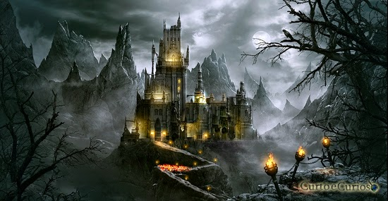 O castelo dominado pelo Mal (curtoecurioso.com)  A TOMADA DO CASTELO www