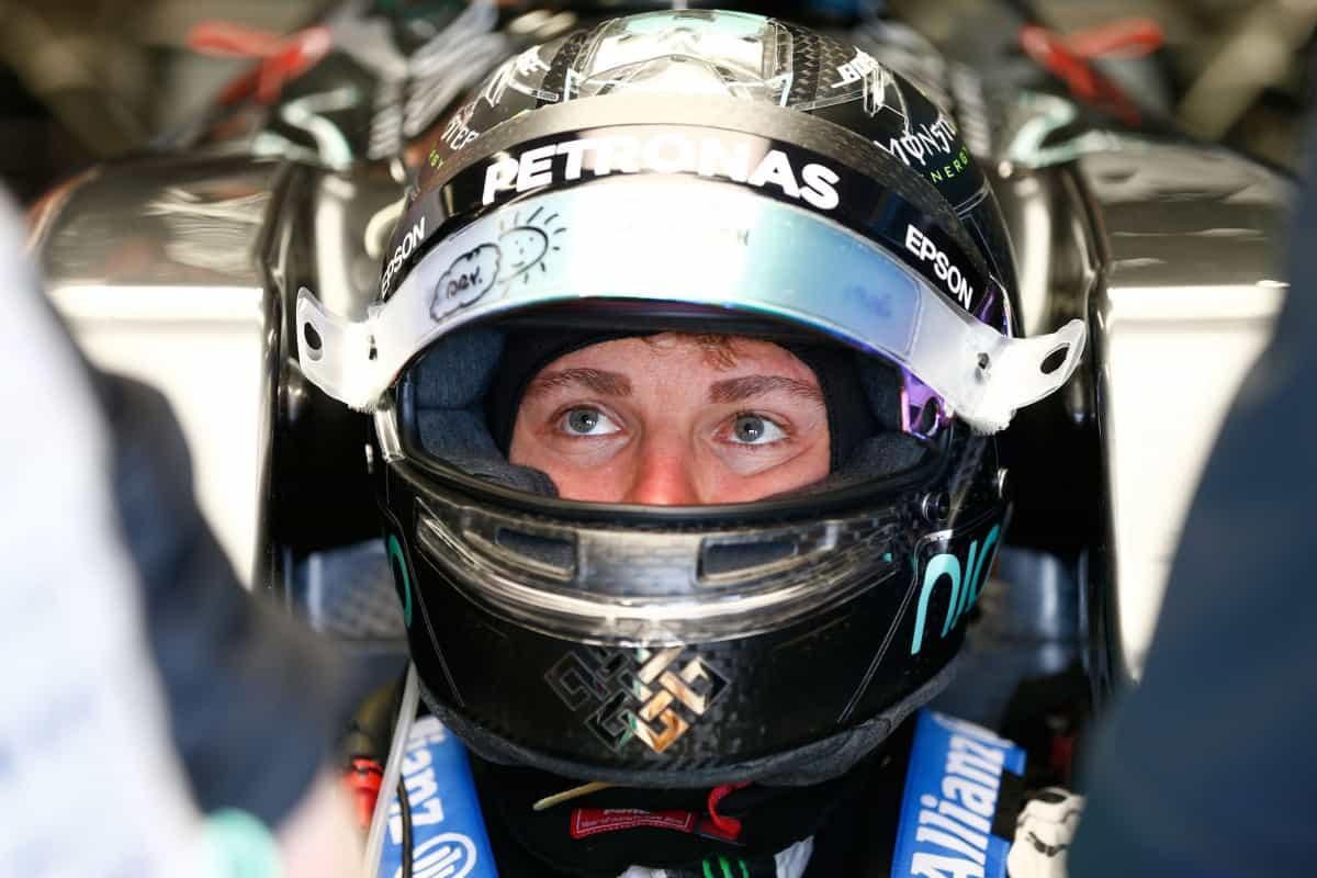 Liderança de Rosberg no Mundial 2016 vai se reduzindo a olhos vistos (Foto Mercedes) canadá, vettell, ferrari, hamilton, rosberg, bottas CORRIDA MORNA, INDÍCIOS QUENTES 20160614 F1 CND Nico Merc1