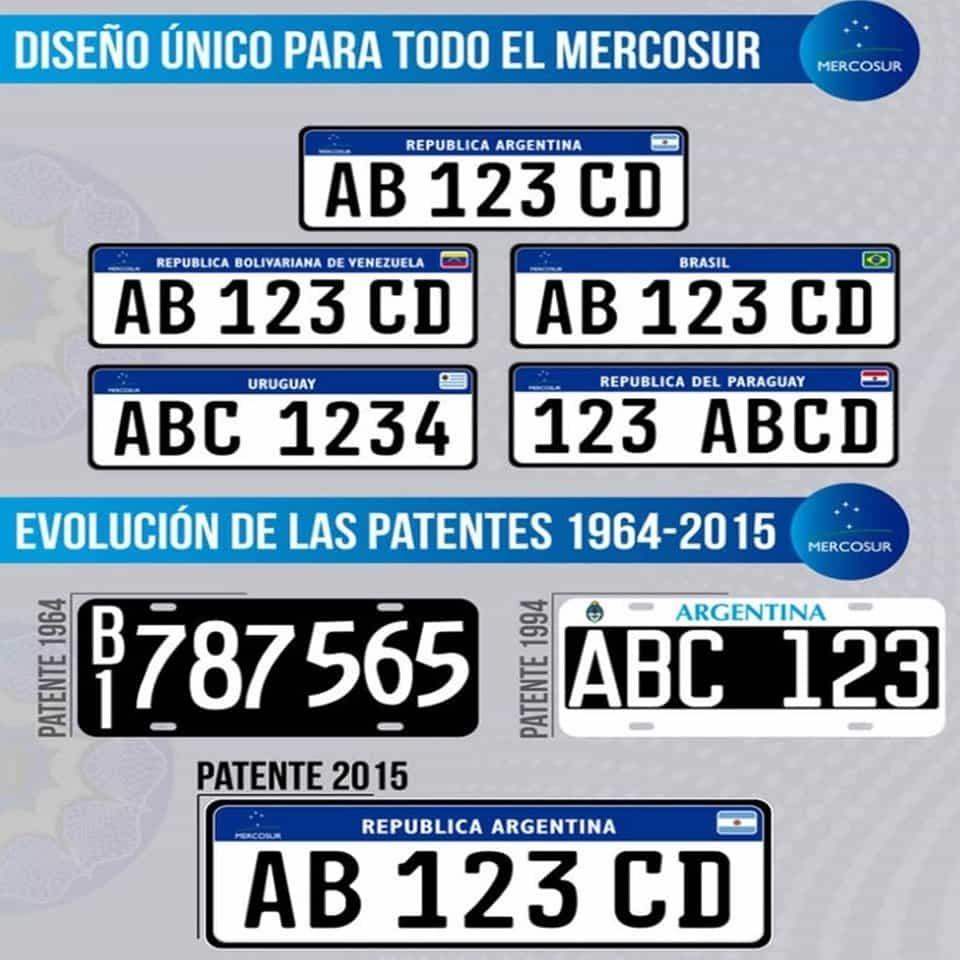8-6-16 placas 3  A UNIFORMIZAÇÃO DAS PLACAS 8 6 16 placas 3