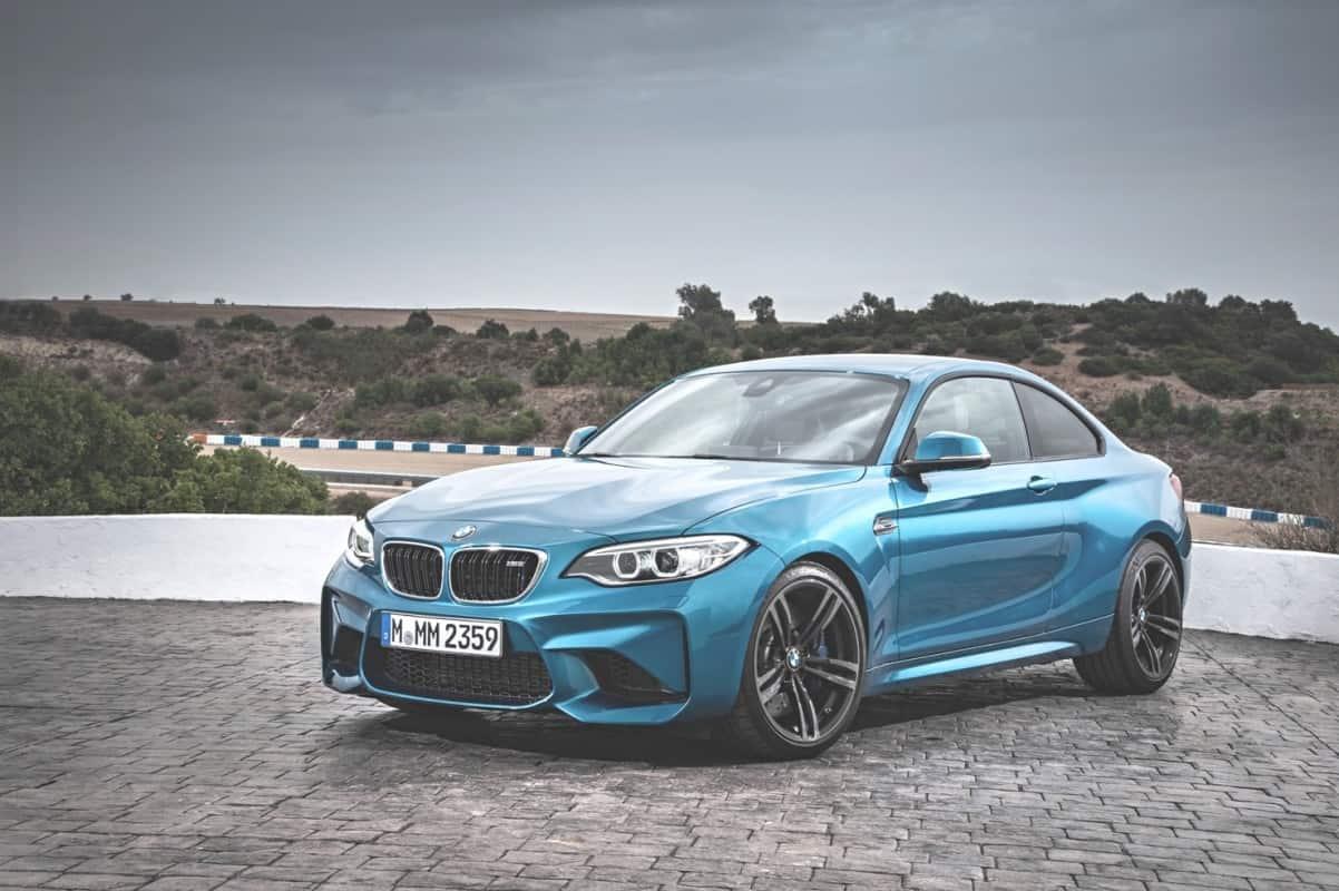 Foto Legenda 03 coluna 2516 - BMW M2