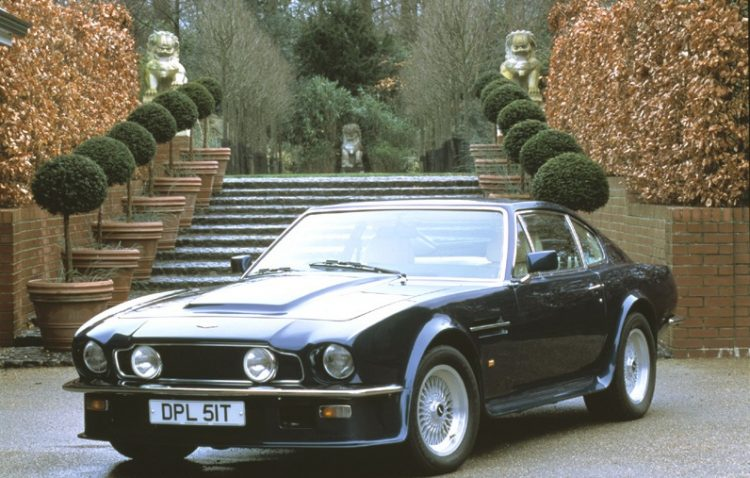 CHRISTIE'S LONDON Exceptional Motor Cars From the Collection of Sir Elton John 5 June 2001 1978 Aston Martin V8 Vantage Estimate: £20,000-30,000  ASTON MARTIN V-8 VANTAGE (1977-1989). DE NOVO. eltj 03