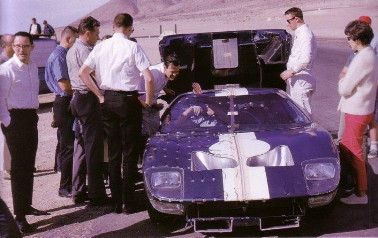 FORD GT40, DO PASSADO AO PRESENTE tests willow springs auslot com