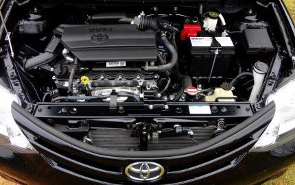 Motor agora modernizado e ainda melhor