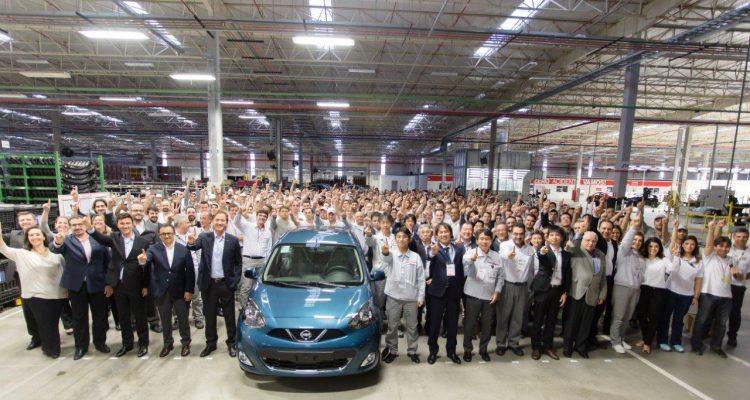 Nissan do Brasil lança programa de exportação para a América Latina