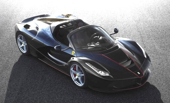 Foto Legenda 03 coluna 2916 -Ferrari  AUTOMÓVEL: CANELA, RS, GANHA O MUSEU DOS AZAMBUJA Foto Legenda 03 coluna 2916 Ferrari 1