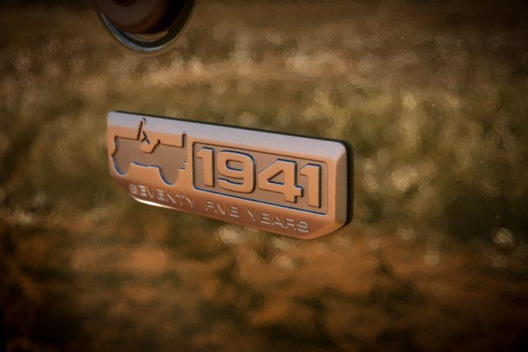 """O """"badge"""" que acompanha as versões comemorativas de """"Seventy Five Years"""". Foto: divulgação"""