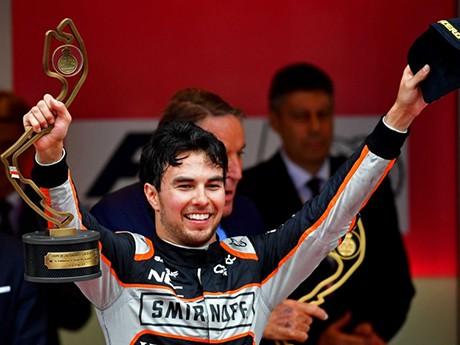 Sergio Pérez é a peça que trava o mercado de pilotos (Foro Sahara Force India)