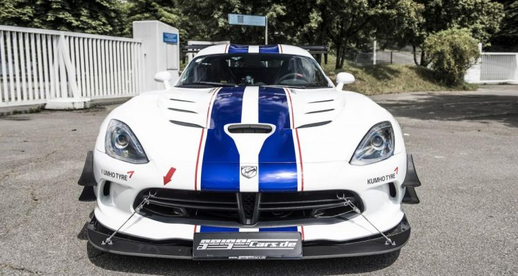 765-HP-Dodge-Viper-ACR-By-GeigerCars-Frontview