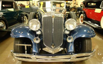 Chrysler Imperial 1932