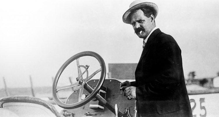 Louis Chevrolet (1878-1941). (automobilemag.com)