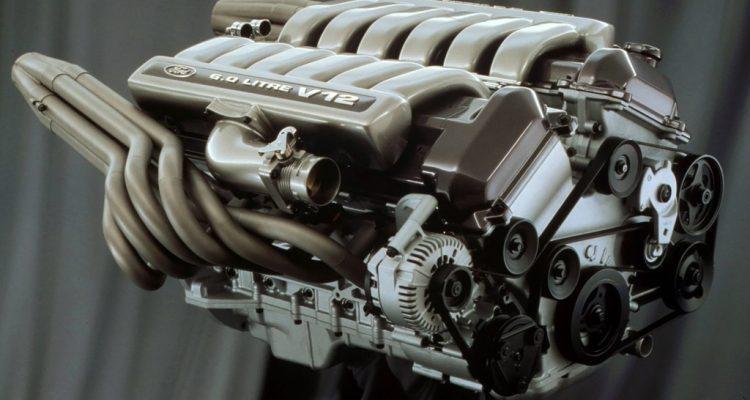 Motor do conceito Ford Indigo