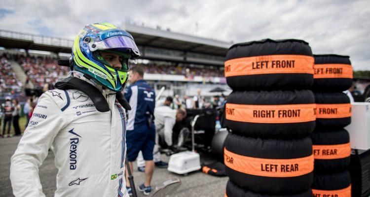 Felipe Massa deixa a F1 no final do ano (Foto Glenn Dunbar)