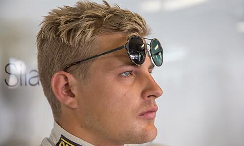 Marcus Ericsson tem ligações com novos proprietários da Sauber (Foto Sauber)