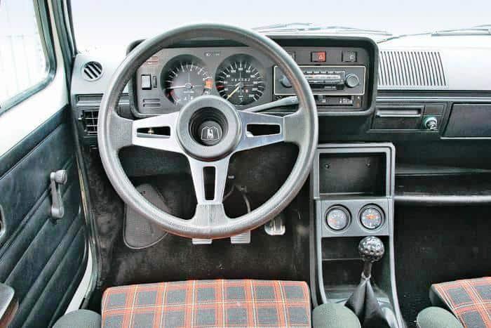 golf-mk1-interior