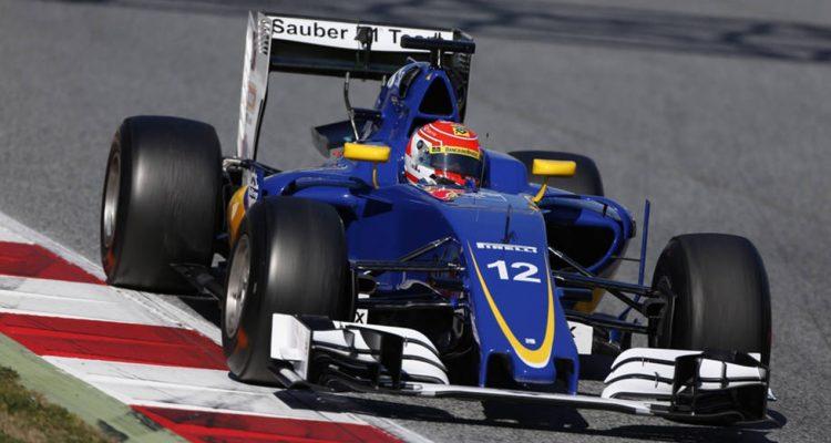 APós duas temporadas na Sauber Felipe Nasr;e lembrado pela Force India (Foto Sauber)