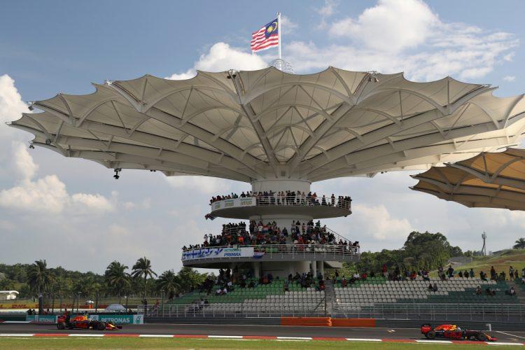 GP da Malásia está garantido até 2018. Renovação deverá ser problemática (Foto Red Bull)