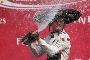 Repetir a vitória de 2015 pode garantir o primeiro título de Rosberg (Foto Mercedes)