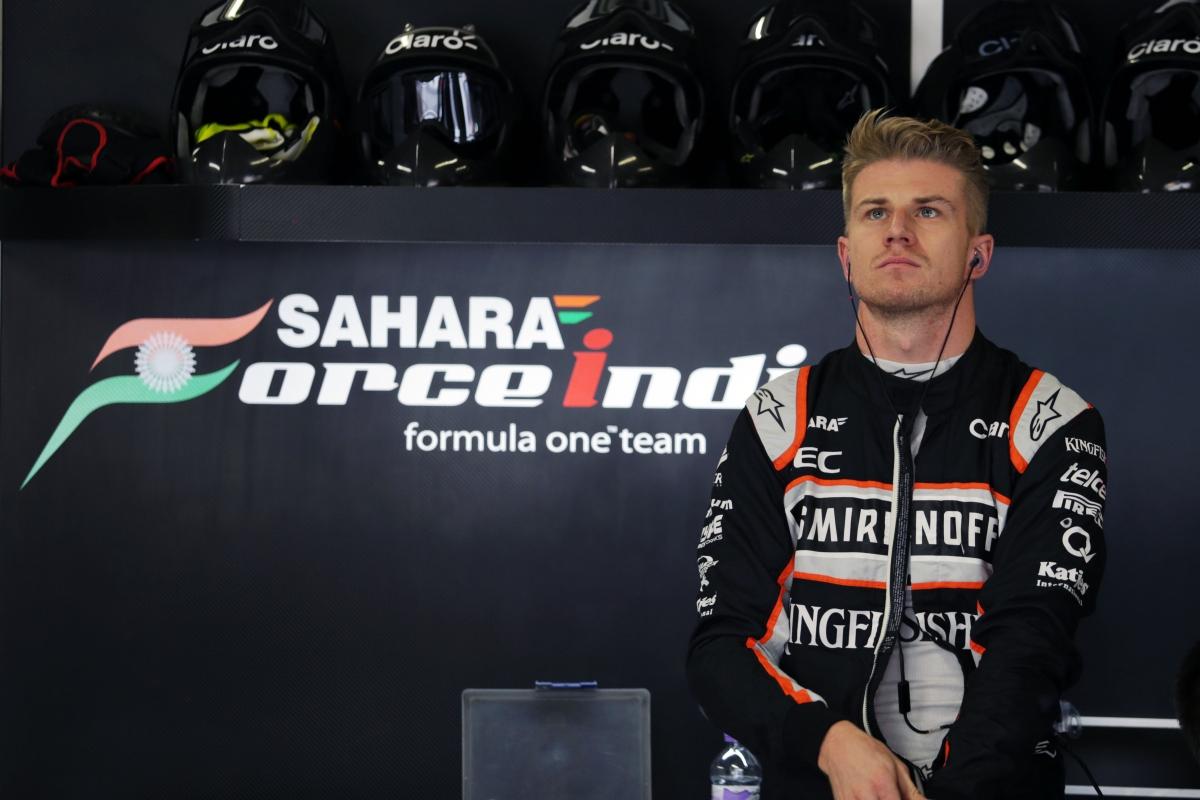 Hulkenberg pode ser liberado pela Force India e assinar com a Renault para 2017 (Foto Sahara Force India) rosberg ROSBERG FIRME, VETTEL NEM TANTO jm1609oc353