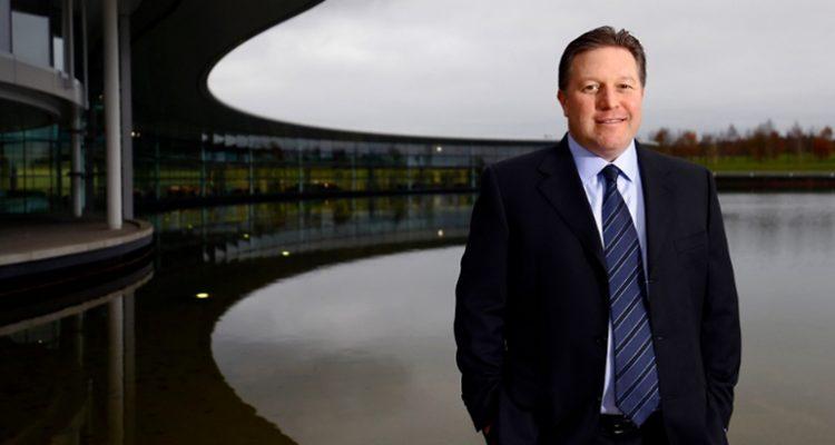 Zak Brown, novo diretor executivo da McLaren