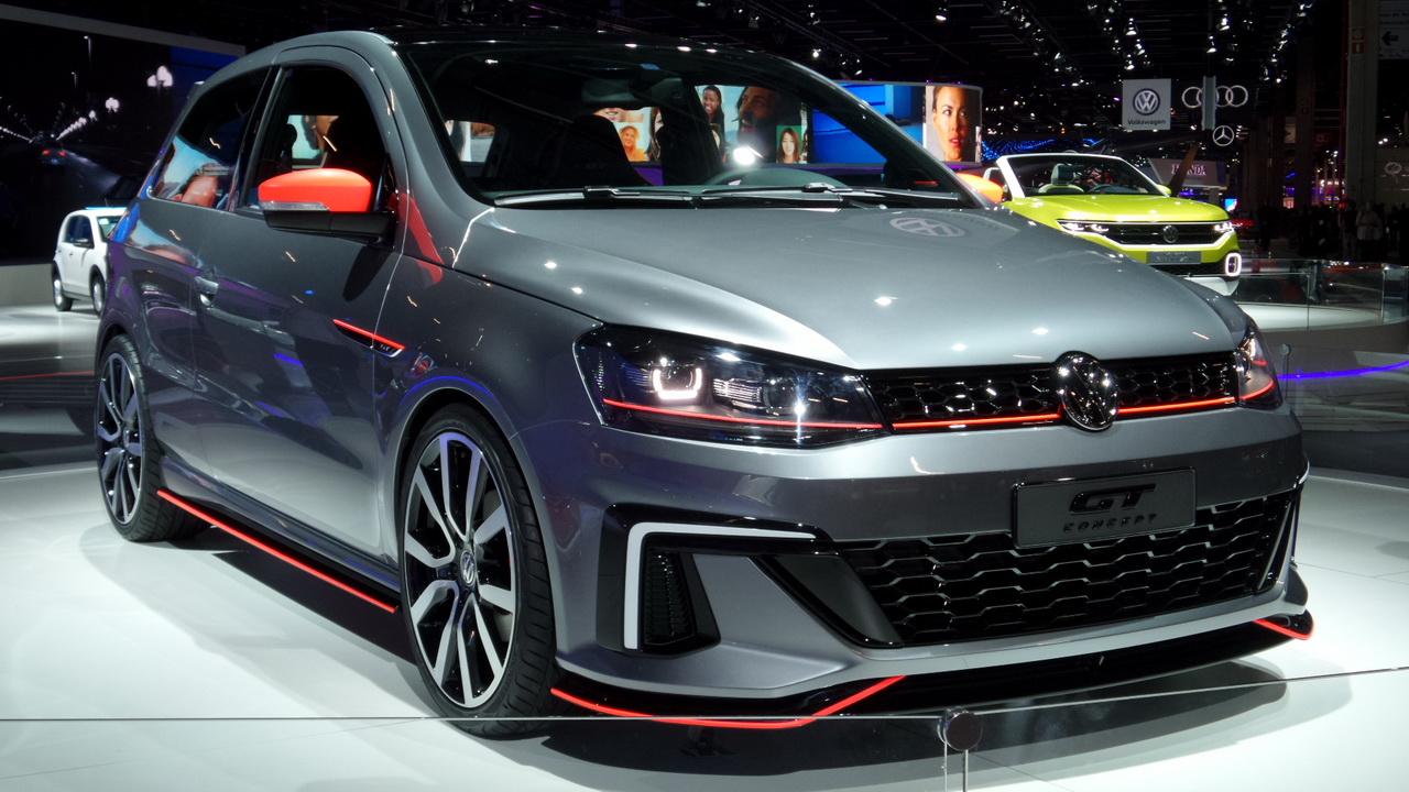 Gol GT Concept, tomara que o sucesso no Salão ajude a VW a se decidir por fabricá-lo