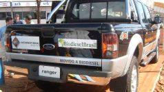 Ford Ranger 3 L Powerstroke em 2005. (www.biodieselbrasil.com.br)