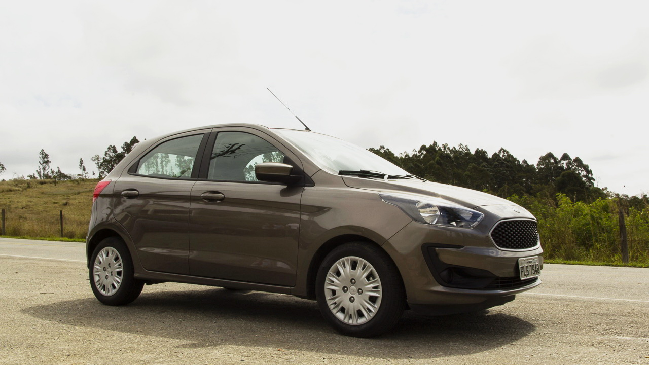 Ford Ka  Se Automatico No Uso Com Video