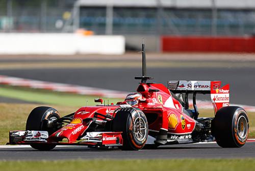 Jules Bianchi aproveitou sua primeira chance de pilotar uma Ferrari em treinos livres (Foto Ferrari Media)